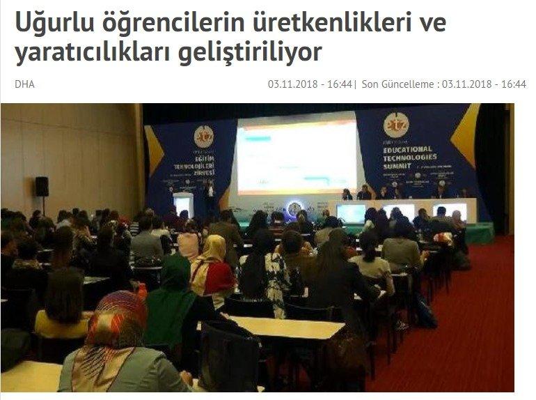 STEM ve erkenSTEM Programları Fatih ETZ 18'de