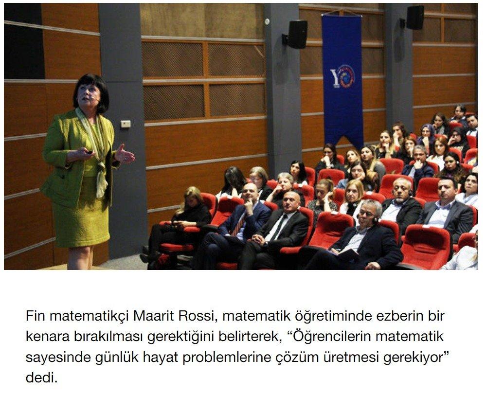 21.yy Matematik Eğitimi Finlandiya Matematik Eğitimi